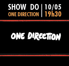 10/05 - 19h30 | Show do One Direction