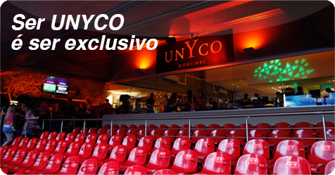Unyco - Camarotes Corporativos - Camarote - Marketing Esportivo