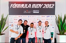 Fórmula Indy 2012